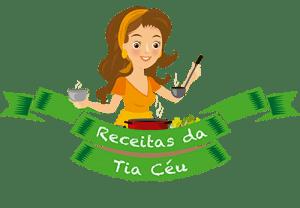 Receitas da Tia Céu - Logotipo