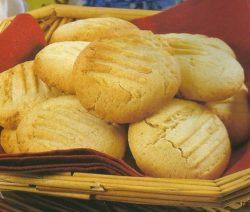 Bolinhos de Manteiga do Alentejo - Receitas da Tia Céu