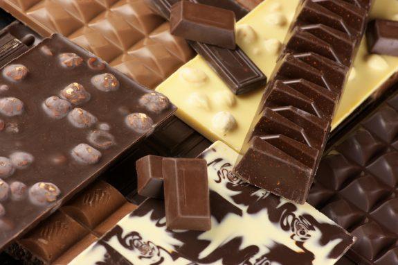 Chocolate - Receitas da Tia Céu