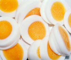 cozer ovos - Receitas da Tia Céu