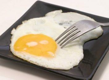 ovos estrelados - Receitas da Tia Céu