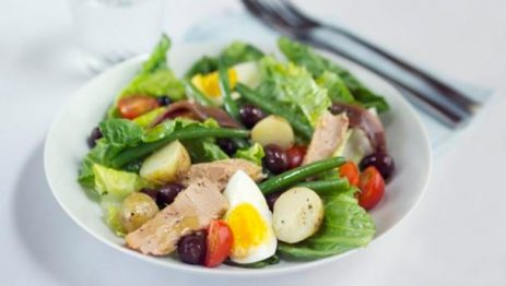 Salada Niçoise – Receitas da Tia Céu