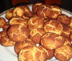 Biscoitos de Canela - Receitas da Tia Céu