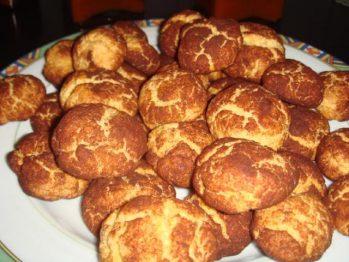 Biscoitos de Canela – Receitas da Tia Céu