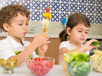 Crianças na Cozinha - Receitas da Tia Céu