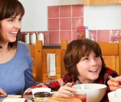 Refeicoes em familia - receitas da Tia Céu