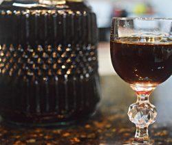 Licor de Café - Receitas da Tia Céu