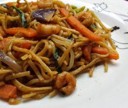 noodles - Receitas da Tia Céu
