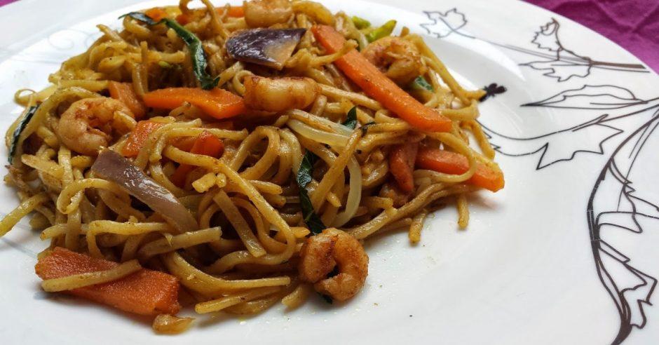 noodles – Receitas da Tia Céu