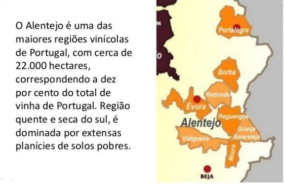 regioes doc Alentejo - Receitas da Tia Céu