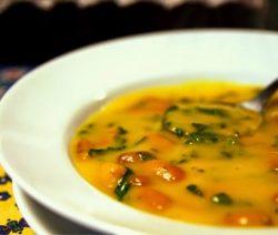 sopa - Receitas da Tia Céu