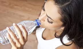 Beba agua - Receitas da Tia Céu
