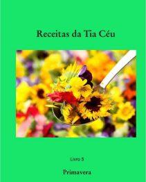 Receitas da Tia Céu - Livro 3