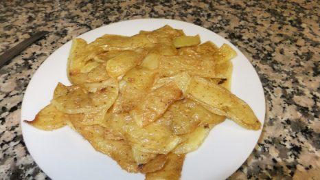 casca batata - Receitas da Tia Céu