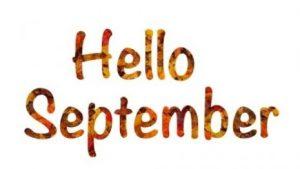 setembro -Receitas da Tia Céu