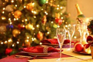 mesa Natal - Receitas da Tia Céu