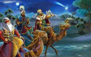 tres reis magos - Receitas da Tia Céu