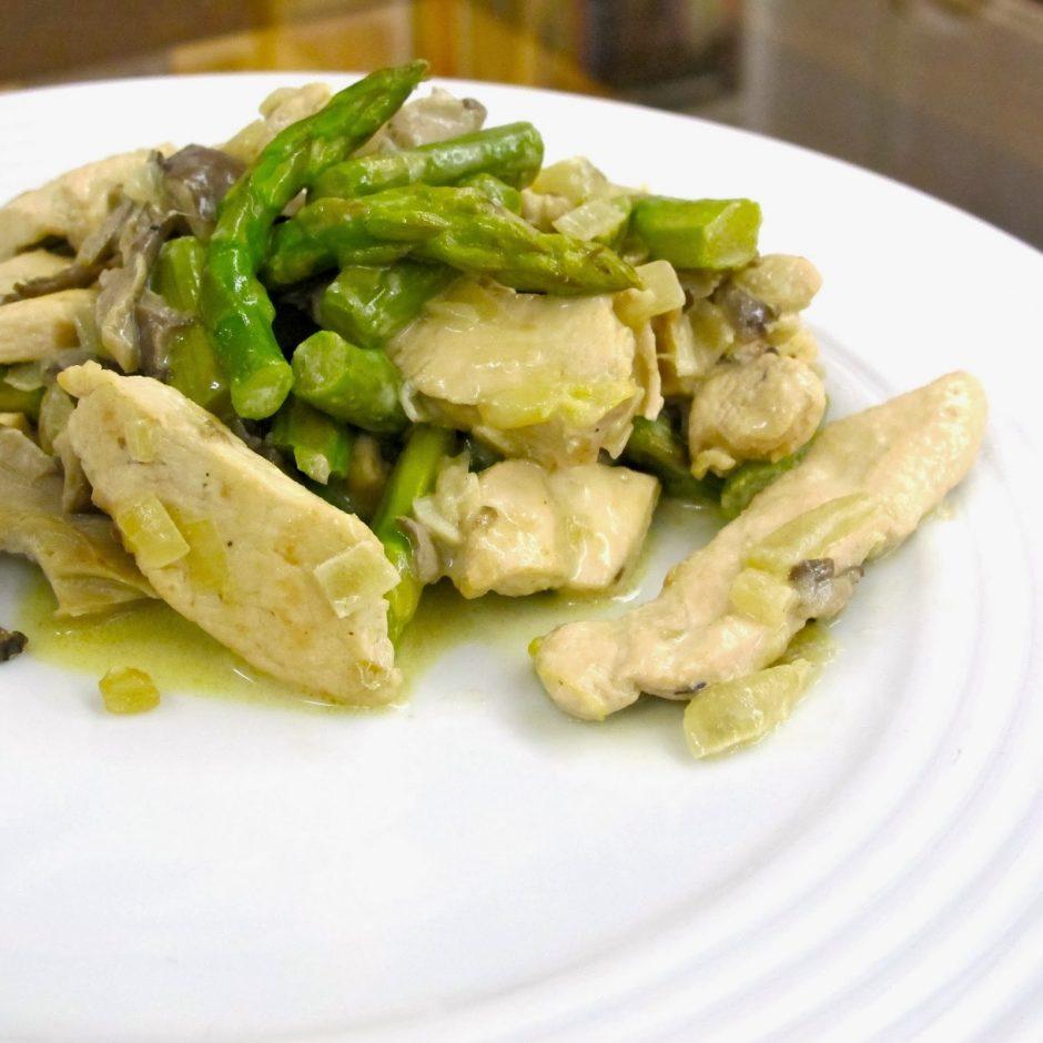 frango-com-cogumelos