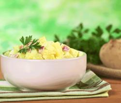 Salada de Batata com Maionese - Receitas da Tia Céu
